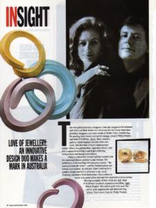 Vogue Australia March 1989