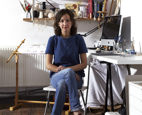 Justine Bonenfant, Hand andLock2019