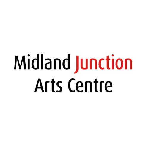 Midland Junction Arts Centre logo