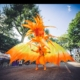 Notting Hill Carnival costume by Mahogany