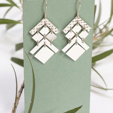 Susannah Kings-Lynne, Banksia earrings