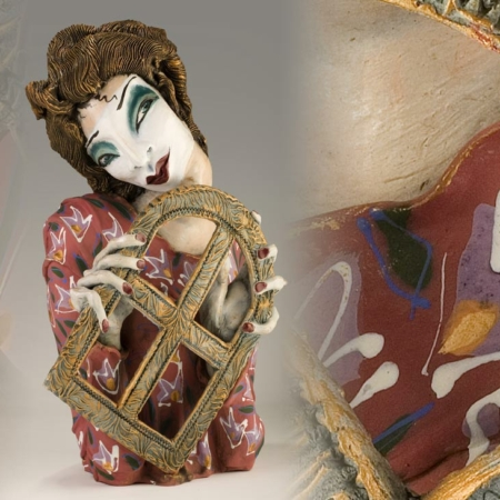 Robyn Lees, ceramic art and sculpture