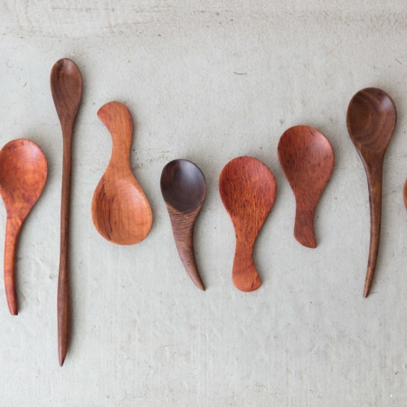 Tony Docherty, Spoon Selection