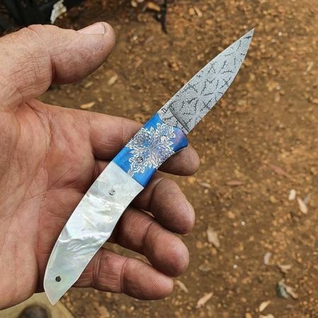 Barnett Custom Knives