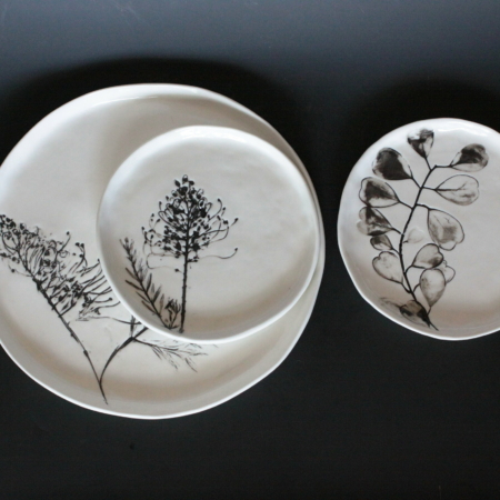 Danica Wichtermann, tableware