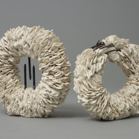 Helen Robins ceramic sculpture
