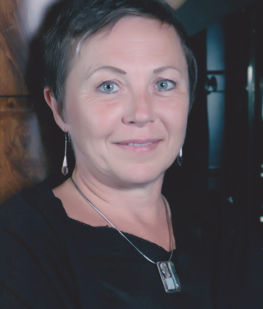 Tineke Van der Eecken - portrait