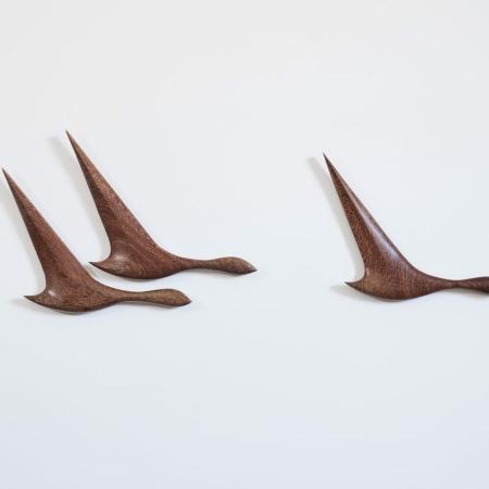 Derek Schapper Design, Wild Ducks